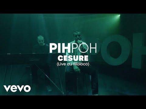 Youtube: PIHPOH – Césure (Live Session)