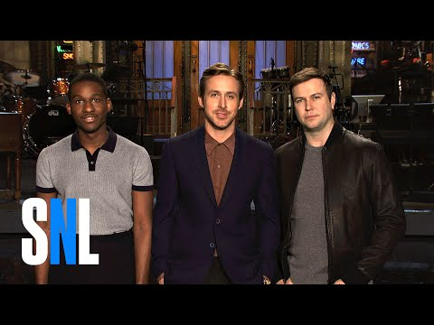 SNL Host Ryan Gosling & Taran Killam Audition For Leon Bridges