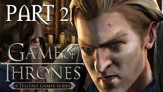 Game of Thrones Sons of Winter Walkthrough Part 2 - Episode 4