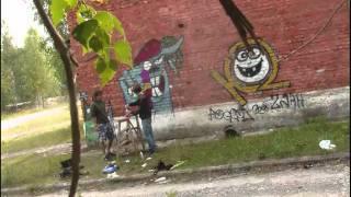 графитти Каргополь-2