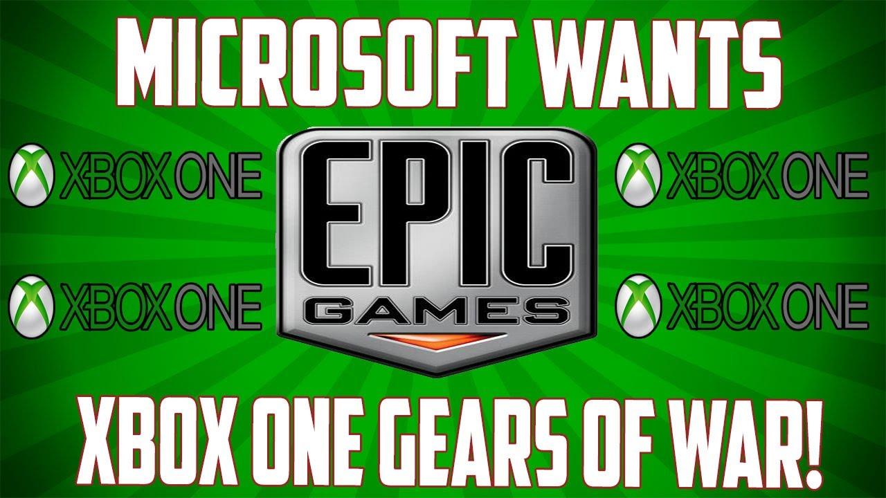 Microsoft: We Want Xbox One Gears of War 4! (Xbox Boss ...