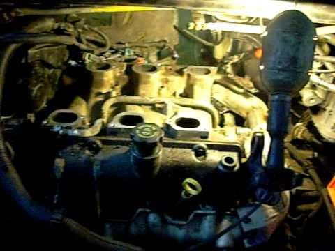 Chevy Venture 34L head gasket change information - YouTube