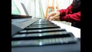 Tình Ca Vô Tận - Piano solo by Linh Nhi