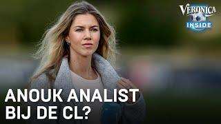 Wordt Anouk Hoogendijk analist bij de Champions League en het mannenvoetbal?