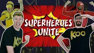 Koo Koo Kanga Roo Superheroes Unite Dance-A-Long.mp3