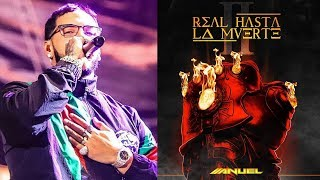 REAL HASTA LA MUERTE 2 de Anuel AA Ya Tiene Fecha