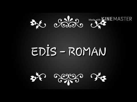 EDİS - ROMAN
