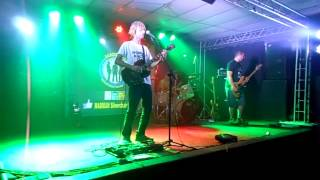 Suicidal Dream - Silverchair Live 2014 (Madman Silverchair Cover-BR)