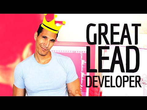 How To Become A Great Lead Developer