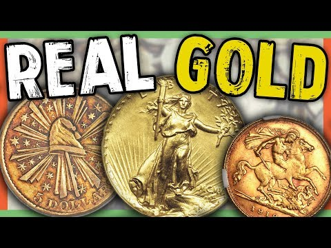 $2,900,000 MILLION DOLLAR COIN - GOLD COINS WORTH BIG MONEY!!