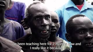 UNICEF promotes peacebuilding through literacy in South Sudan