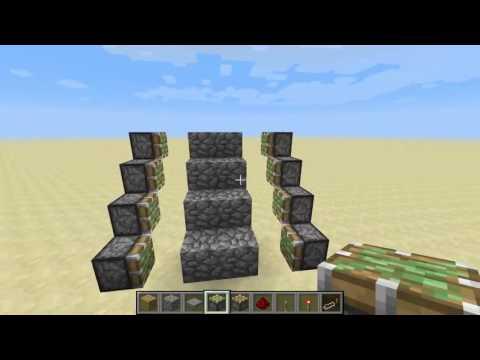 Рецепты minecraft Всё для Майнкрафт
