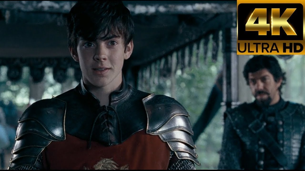 Download Flashback - Message From High King Peter   The Chronicles of Narnia   Prince Caspian (2008)