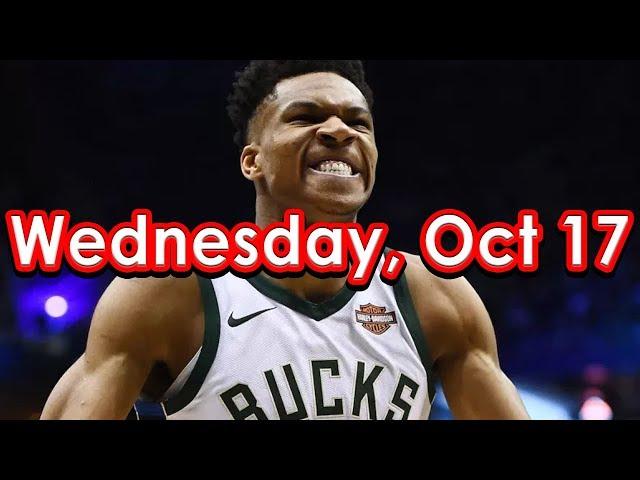 NBA DraftKings Picks Today + FanDuel Picks Tonight 10/17/18