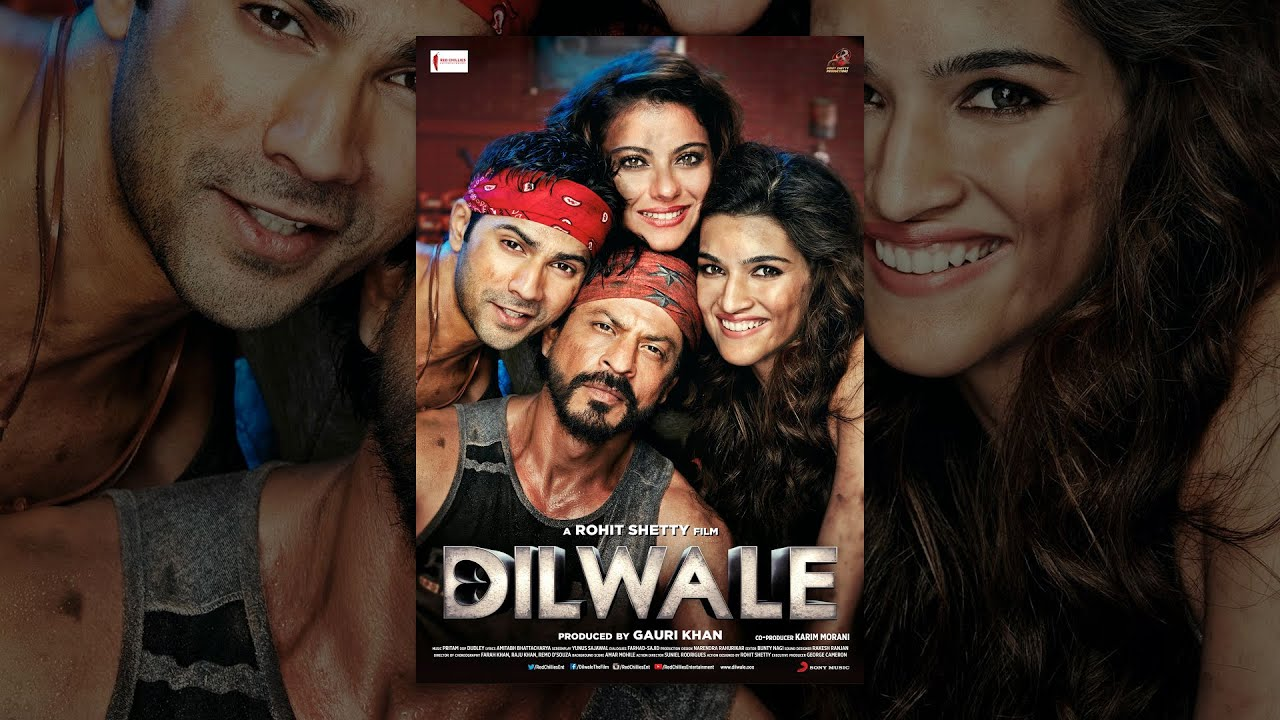 Dilwale Youtube