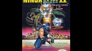 Ninja Gaiden II: The Dark Sword of Chaos Video Walkthrough