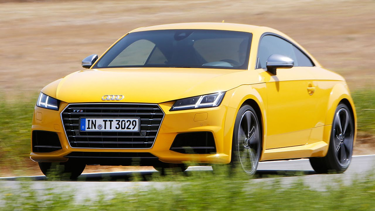 New Audi Tt S Review Genuine Sports Car Or Competent Coupe Youtube