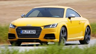 New Audi TT S review - genuine sports car or competent coupe?