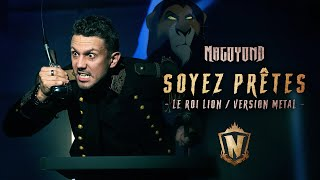 MAGOYOND - SOYEZ PRÊTES (Le Roi Lion) - NECROPOLIS