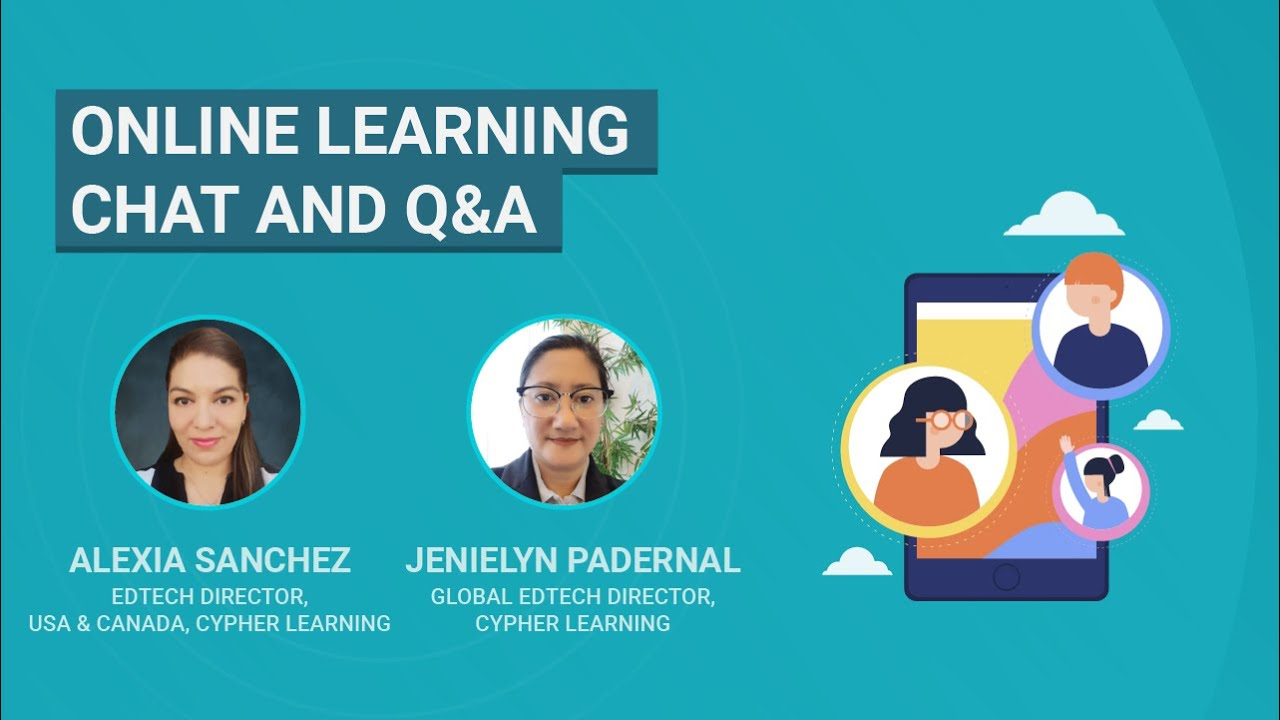 Webinar: Online Learning Chat and Q&A - YouTube
