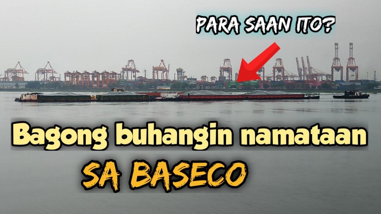 Panibagong mga buhangin namataan sa Baseco Beach