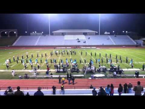 2011 Spring Valley High School Marching Band