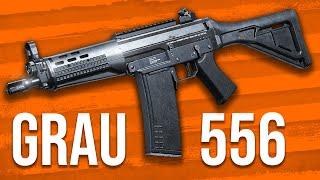 Modern Warfare In Depth: Grau 5.56 Review (The Ultimate PDW)
