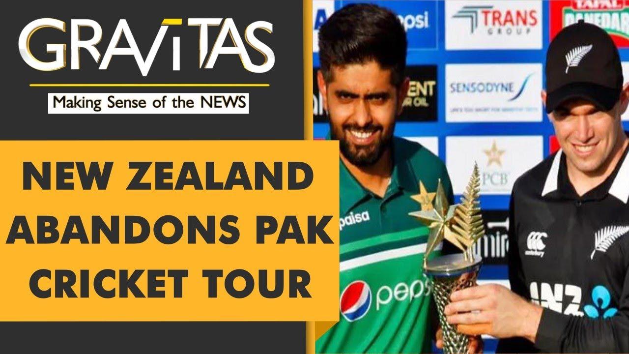 Download Gravitas: New Zealand abandons Pak cricket tour