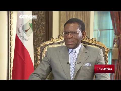 Conversation with Equatorial Guinea's President Obiang