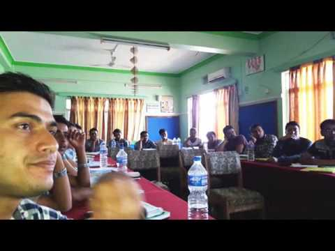 खाने पानि आयोजना प्राबिधिक सर्भे How to Learn Water Supply Survey and Design ? Training Classes