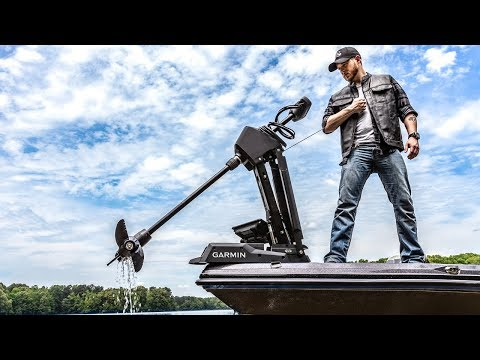 Garmin Force Trolling Motor: Sons Of Fishes