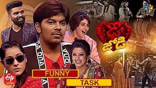 Sudheer | Rashmi | Pradeep | Funny Jokes | Dhee Jodi | ETV Telugu