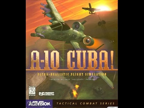 Windows - A-10 Cuba! (1996, Parsoft Interactive)