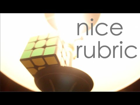 Introducing the Rubric