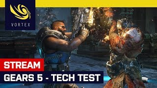 Hrajeme živě: Gears 5 - Tech test
