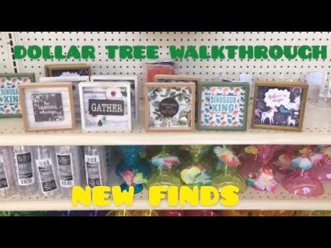 DOLLAR TREE WALKTHROUGH 🌲