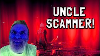 Angriest Uncle Scammer Gets Scammed For Rich Inventory! In Fortnite Save The World Pve