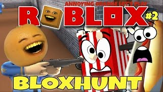 Annoying Orange Plays - Roblox: Blox Hunt #2