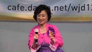가수 이원조님 노래공연 (인천 사할린 복지관 - 마음의 꽃. 2014년 6월 8일)