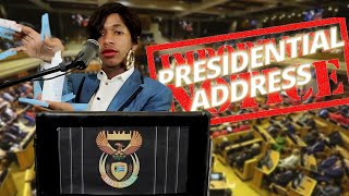 Download Lasizwe Dambuza Comedy - DEAR SOUTH AFRICA, THIS IS SERIOUS... - PRESIDENT ADDRESS (Lasizwe Dambuza)