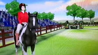 La gara in Kentucky su My Horse & Me 2 Wii!!!!! [Gameplay]