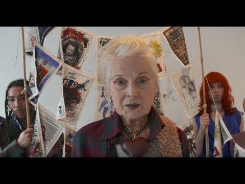 "Vivienne Westwood Autumn/Winter 18-19 Film | ""Don't Get Killed"""