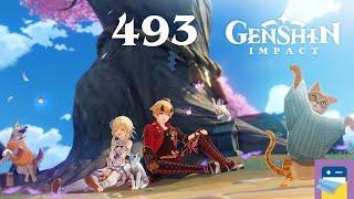 Genshin Impact: Thoma Hangout #5 - Update 2.2 - iOS/Android Gameplay Walkthrough Part 493