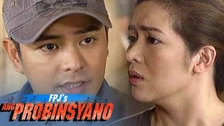 FPJ's Ang Probinsyano: Cardo urges Bruno and Regine to leave
