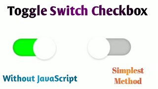 Animated Checkbox in css|Check…