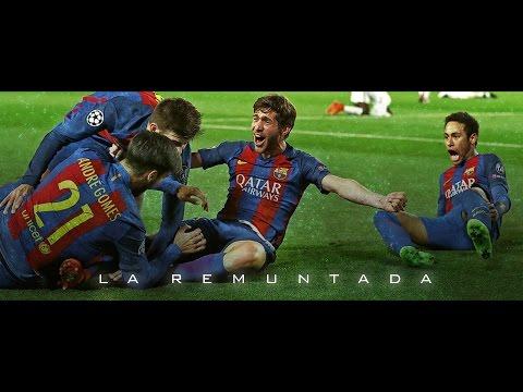HOPE DIES LAST | FC Barcelona THE MOVIE 2017 (HD)