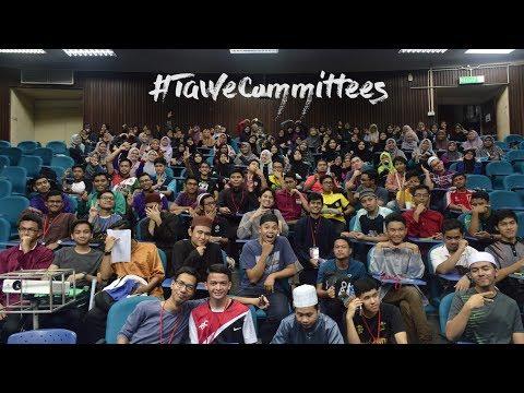 Ta'aruf Week Committees 17/18