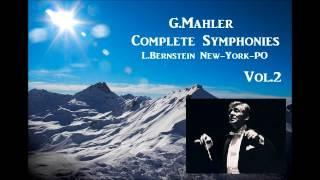Baixar G.Mahler Complete Symphonies Vol.2 [ L.Bernstein New-York-PO ] (1960~67)