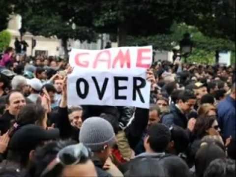 Now We Are Free - Tunisian Revolution