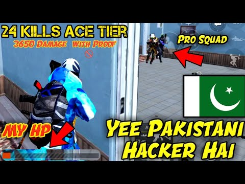 Im Not a Hacker | Asia Server 24 Kills ACE Tier | Anonymous PubgMobile